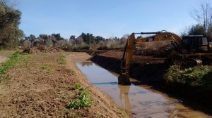 hidraulica arroyo Tatan