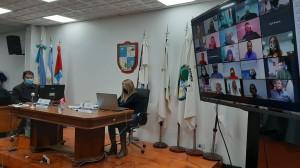 reunion comisiones HCD 2